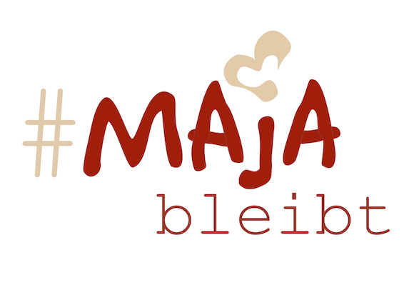 Kampagnen-Logo #Majableibt
